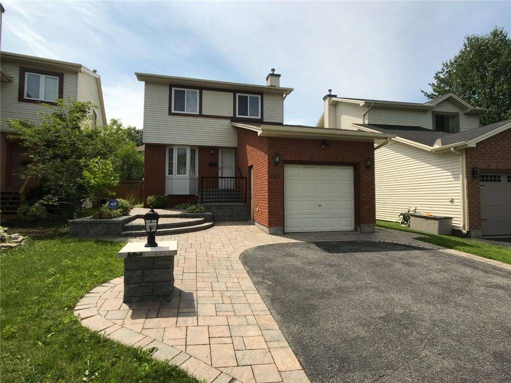 House for sale at 648 Seyton Dr Nepean Ontario - MLS: 1161364