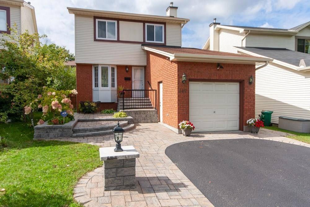 House for sale at 648 Seyton Dr Ottawa Ontario - MLS: 1171231