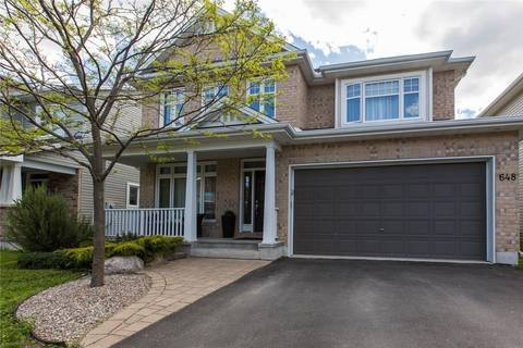 House for sale at 648 Woodbriar Wy Ottawa Ontario - MLS: 1148624