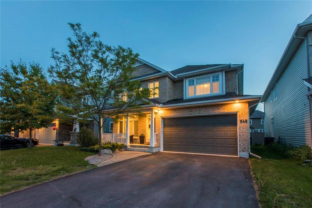 House for sale at 648 Woodbriar Wy Ottawa Ontario - MLS: 1167356