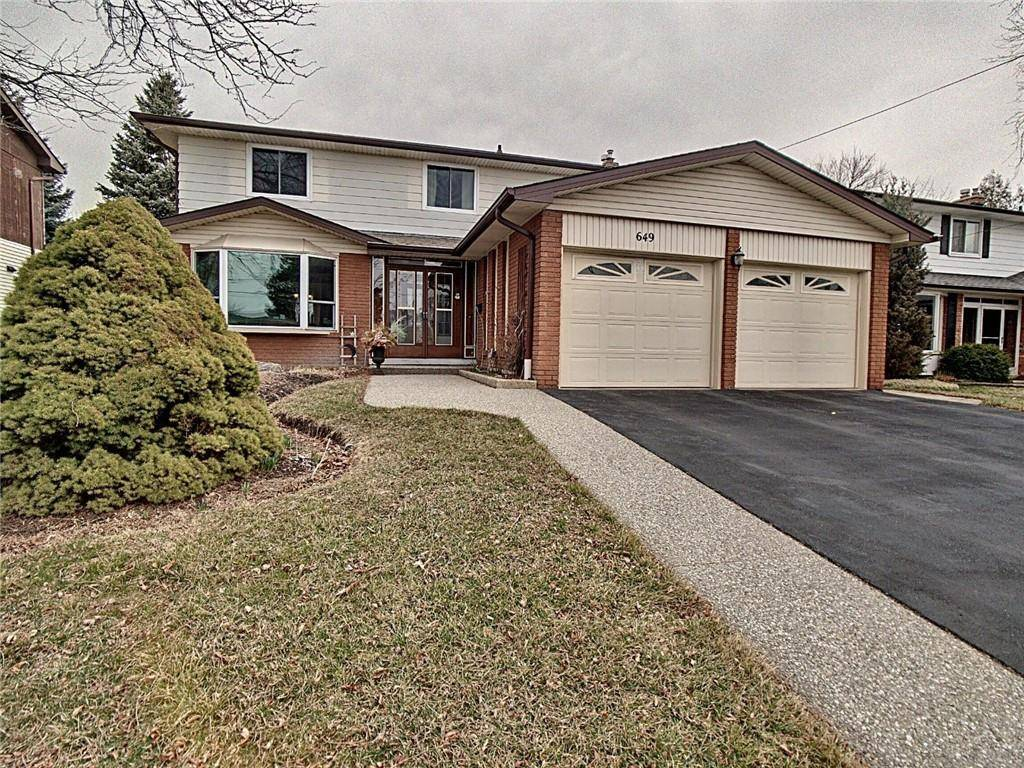 House for sale at 649 Dynes Rd Burlington Ontario - MLS: H4075149