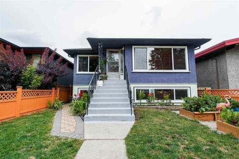 House for sale at 649 46th Ave E Vancouver British Columbia - MLS: R2499630