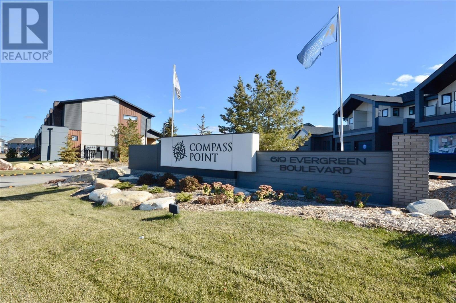 Townhouse for sale at 649 Evergreen Blvd Saskatoon Saskatchewan - MLS: SK793418