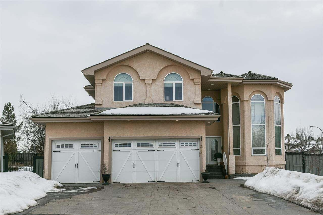 House for sale at 649 Henderson St NW Edmonton Alberta - MLS: E4215997