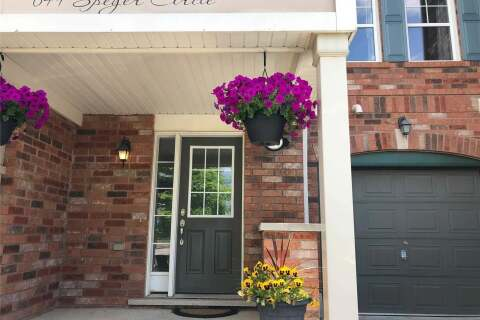 Townhouse for sale at 649 Speyer Circ Milton Ontario - MLS: W4808339