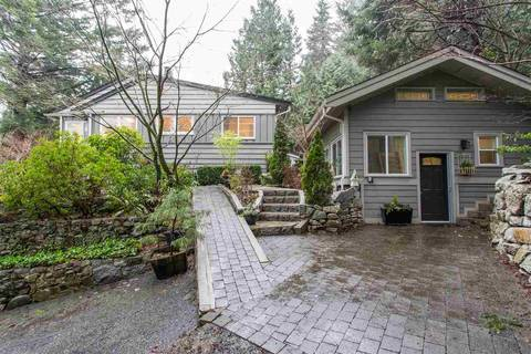 House for sale at 6495 Wellington Ave West Vancouver British Columbia - MLS: R2434754