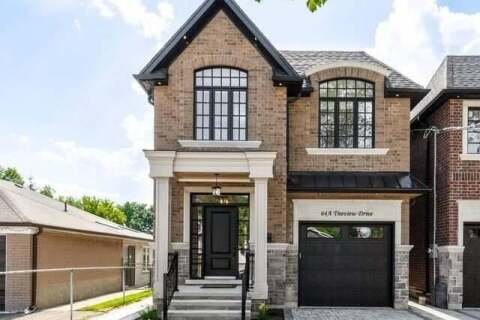 House for sale at 64 Treeview Dr Toronto Ontario - MLS: W4812861