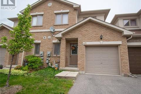 Townhouse for sale at 175 Stanley St Unit 65 Barrie Ontario - MLS: 30744553