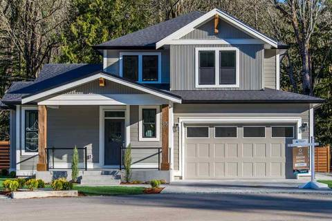 House for sale at 1885 Columbia Valley Rd Unit 65 Cultus Lake British Columbia - MLS: R2408933