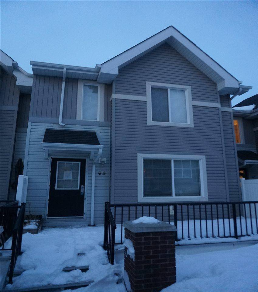 Townhouse for sale at 2336 Aspen Tr Unit 65 Sherwood Park Alberta - MLS: E4187391