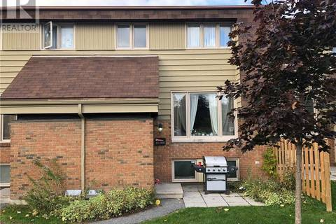 Townhouse for sale at 2610 Draper Ave Unit 65 Ottawa Ontario - MLS: 1173462