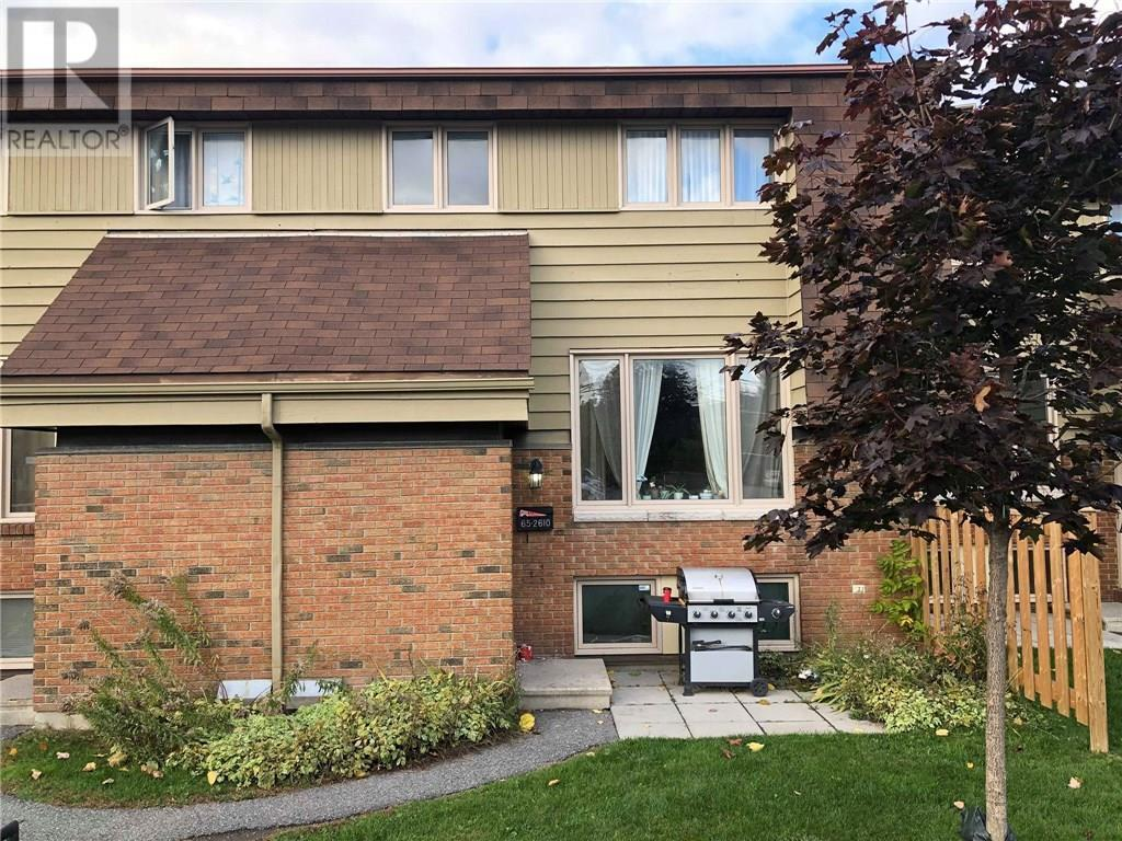 Removed: 65 - 2610 Draper Avenue, Ottawa, ON - Removed on 2019-11-19 06:03:15
