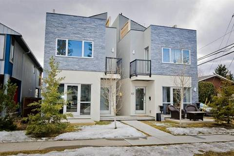 Townhouse for sale at 65 30 Ave Southwest Calgary Alberta - MLS: C4236165