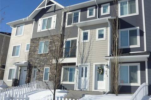 Townhouse for sale at 300 Marina Dr Unit 65 Chestermere Alberta - MLS: C4229884