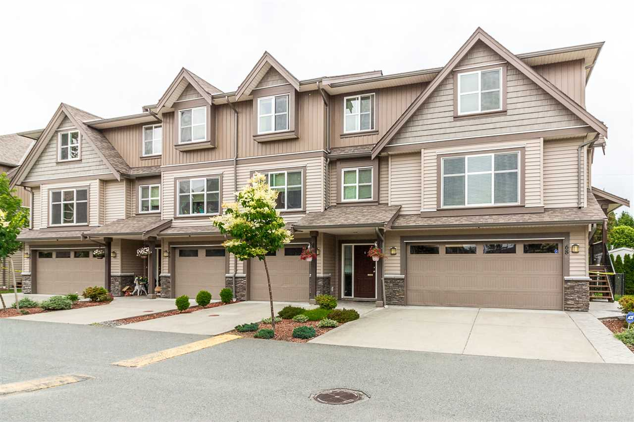 Sold: 65 - 45085 Wolfe Road, Chilliwack, BC