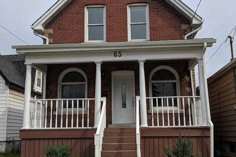 House for sale at 65 24th St Hamilton Ontario - MLS: X4574204