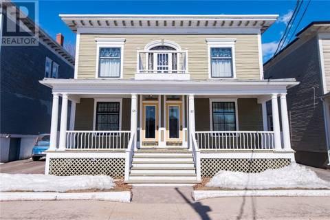 Townhouse for sale at 67 Clarendon St Unit 65 Saint John New Brunswick - MLS: NB021875