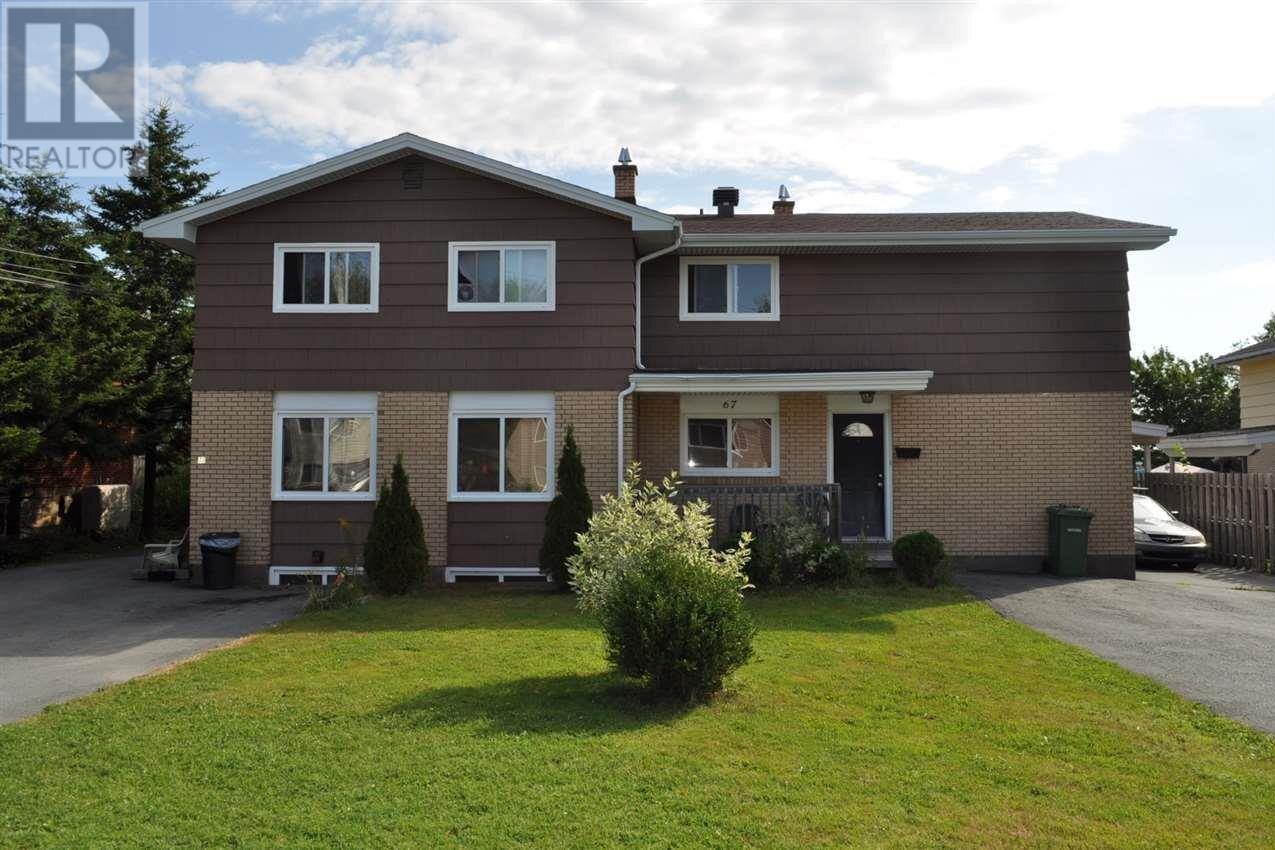 Townhouse for sale at 67 Gordon Ave Unit 65 Halifax Nova Scotia - MLS: 202024494