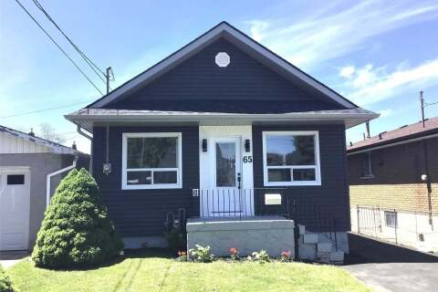 House for sale at 65 Adair Ave Hamilton Ontario - MLS: X4794110