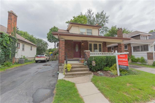 House for sale at 65 Adelaide Street London Ontario - MLS: X4228075