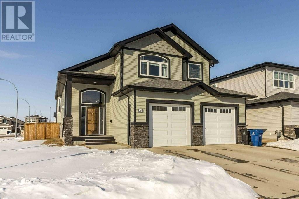 House for sale at 65 Adina Cs Blackfalds Alberta - MLS: ca0191099