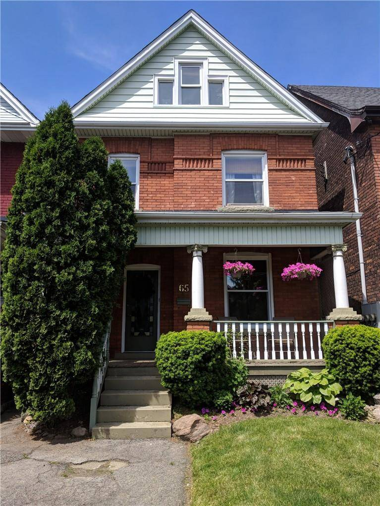 Townhouse for sale at 65 Aikman Ave Hamilton Ontario - MLS: H4062686