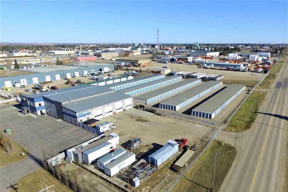 Commercial property for sale at 65 Alberta Av Spruce Grove Alberta - MLS: E4185241