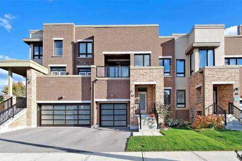 Townhouse for sale at 65 Anchusa Dr Richmond Hill Ontario - MLS: N4957684