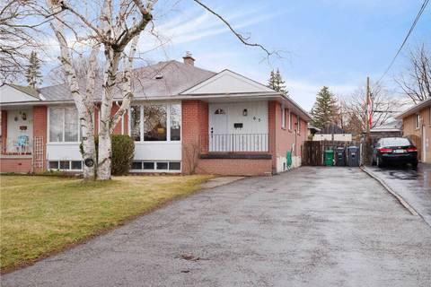 Townhouse for sale at 65 Argyle Cres Brampton Ontario - MLS: W4734432