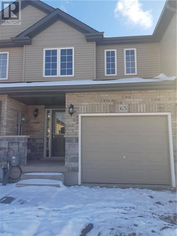 Townhouse for rent at 65 Arlington Pw Paris Ontario - MLS: 30790525