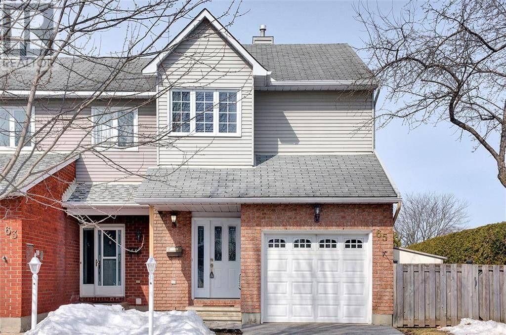 Townhouse for sale at 65 Armadale Cres Ottawa Ontario - MLS: 1186803