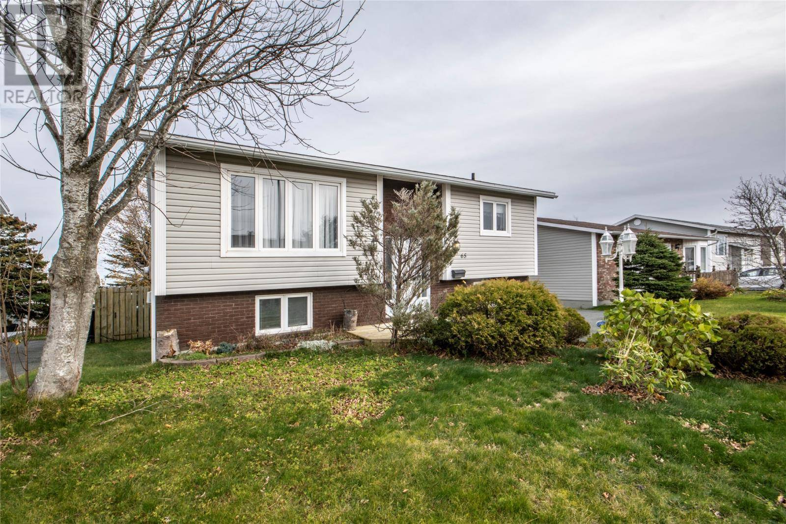 House for sale at 65 Ashford Dr Mount Pearl Newfoundland - MLS: 1207198