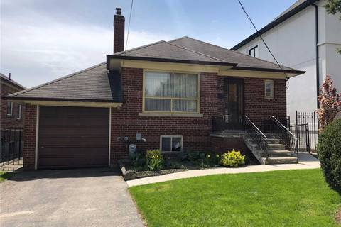 House for rent at 65 Bannockburn Ave Toronto Ontario - MLS: C4495563