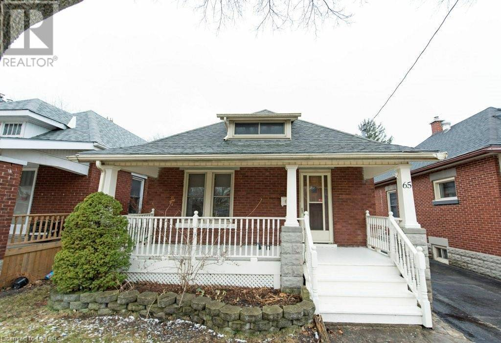 House for sale at 65 Beattie Ave London Ontario - MLS: 252404