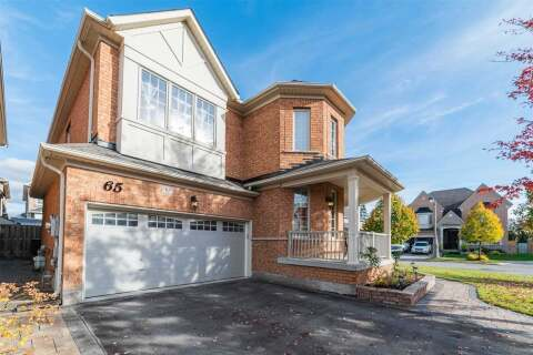 House for sale at 65 Braith Cres Whitchurch-stouffville Ontario - MLS: N4964129