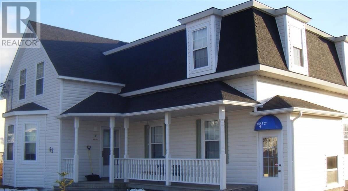 Townhouse for sale at 65 Calder St Shediac New Brunswick - MLS: M126483