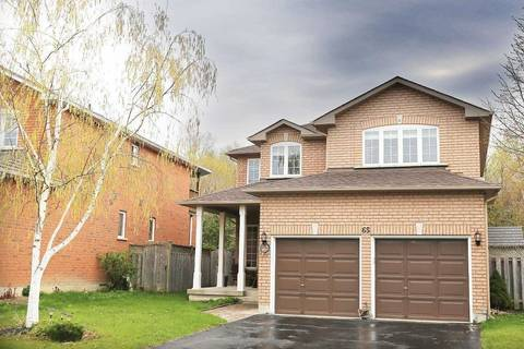 House for sale at 65 Canoe Ct Richmond Hill Ontario - MLS: N4516699
