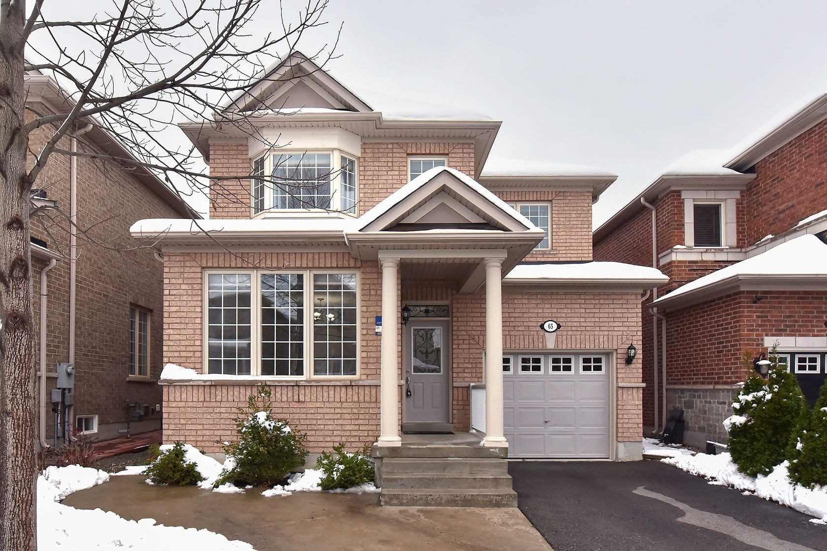 For Sale: 65 Capera Drive, Vaughan, ON | 3 Bed, 3 Bath House for $999998.00. See 20 photos!