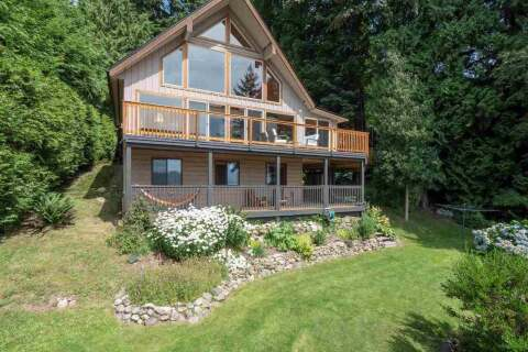 House for sale at 65 Chadwick Rd Gibsons British Columbia - MLS: R2483231