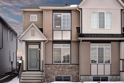 Townhouse for sale at 65 Creekside Blvd Southeast Calgary Alberta - MLS: C4282155