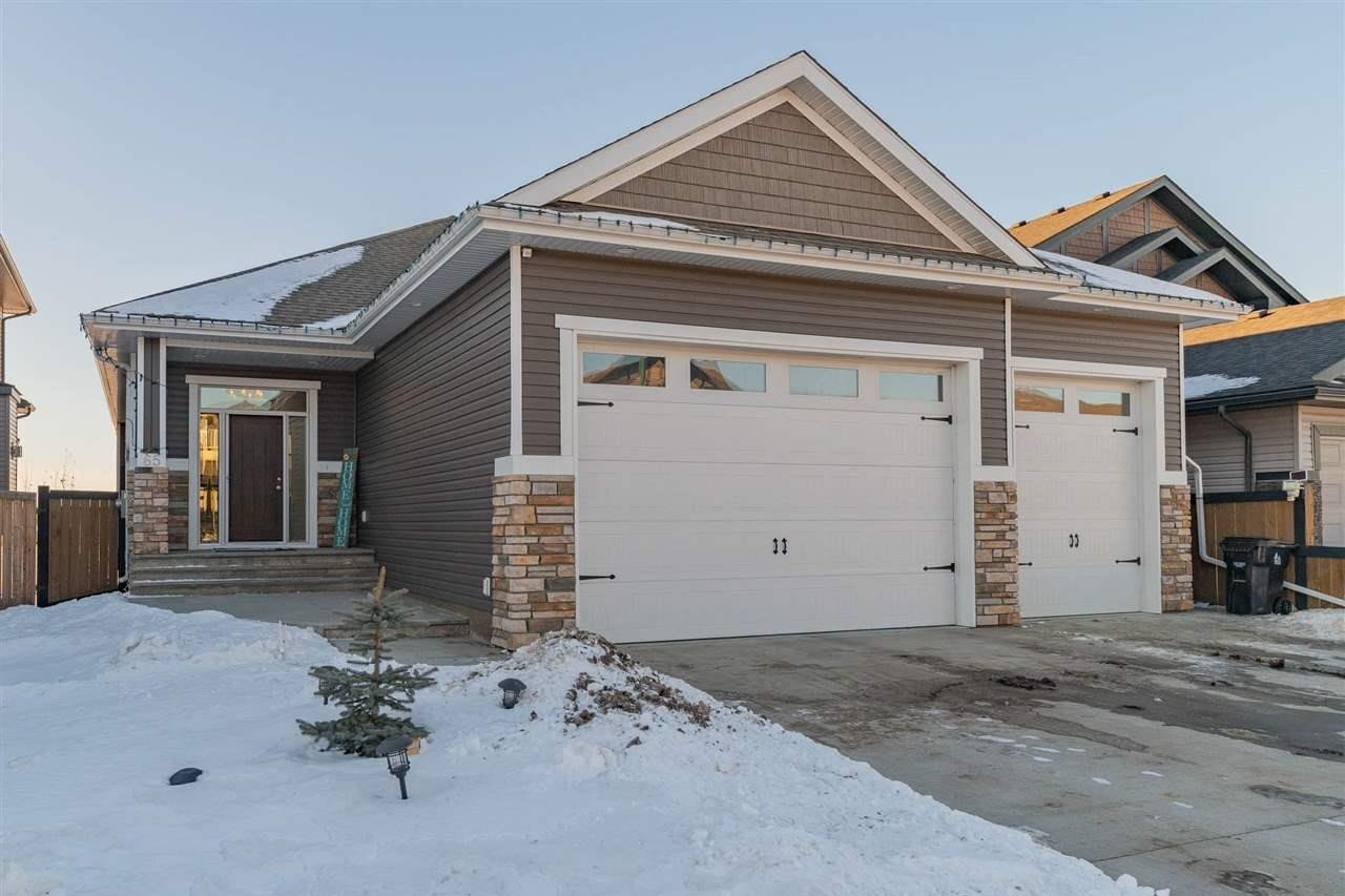 House for sale at 65 Danifield Pl Spruce Grove Alberta - MLS: E4225300