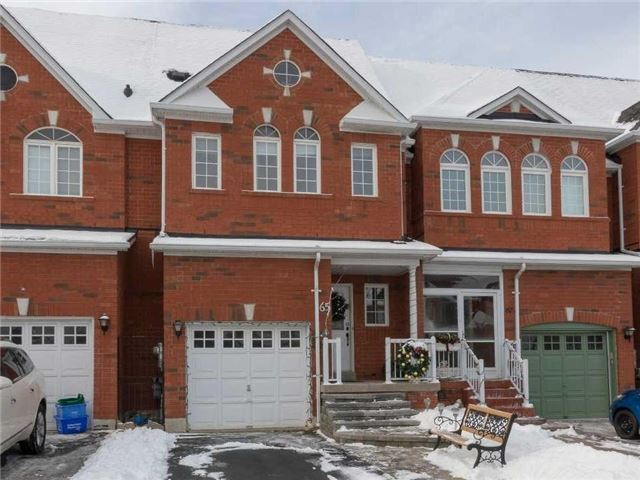 Sold: 65 Dooley Crescent, Ajax, ON
