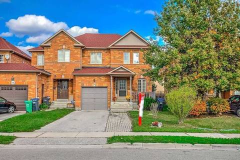 Townhouse for sale at 65 Earth Star Tr Brampton Ontario - MLS: W4637173