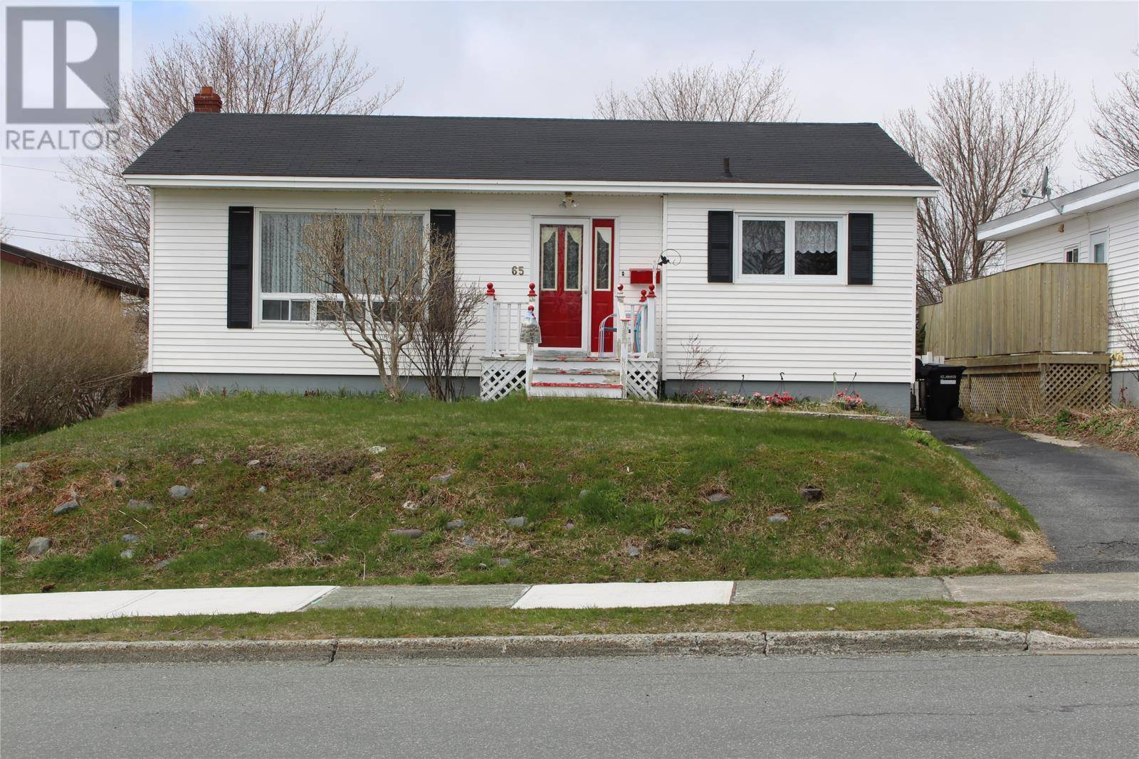House for sale at 65 Ennis Ave St. John's Newfoundland - MLS: 1211294