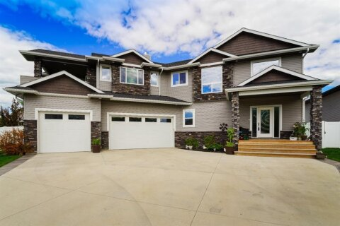 House for sale at #65 Fieldstone Wy Sylvan Lake Alberta - MLS: A1006112