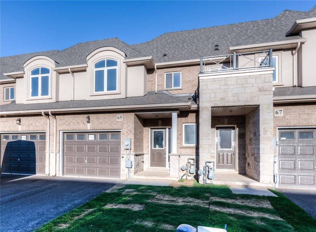 Townhouse for sale at 65 Foothills Ln Stoney Creek Ontario - MLS: H4063553
