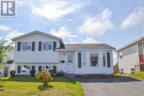 House for sale at 65 Frontenac Ave Mount Pearl Newfoundland - MLS: 1195280