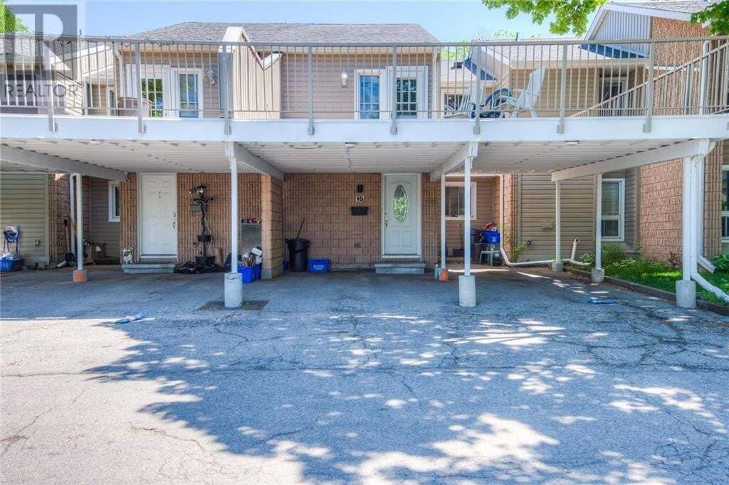Townhouse for sale at 65 Glamis Rd Cambridge Ontario - MLS: 30811157