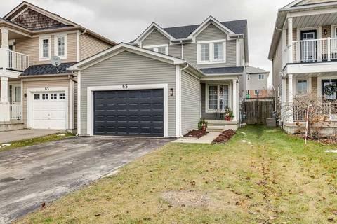 House for sale at 65 Hammond St Clarington Ontario - MLS: E4651623