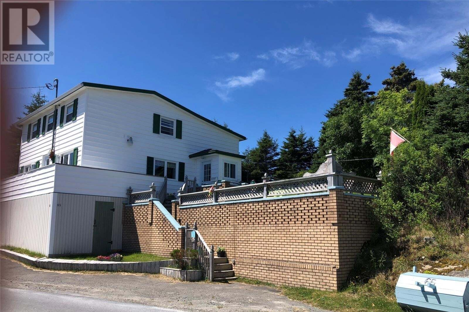 House for sale at 65 Harbour Dr Harbour Main Newfoundland - MLS: 1218037